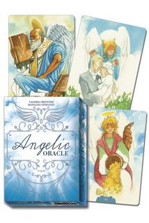 Карты Angelic Oracle (Ангельский..