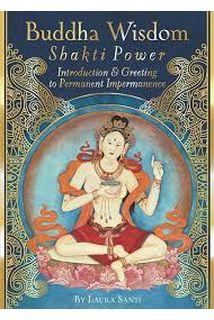 Карты Buddha Wisdom Shakti Power