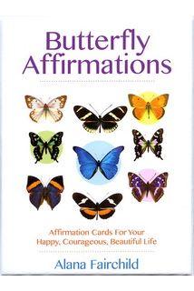 Карты Butterfly Affirmations