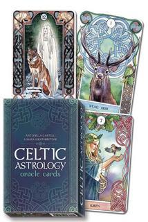 Карты Celtic Astrology Oracle (К..