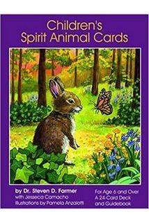 Карты Childrens Spirit Animal