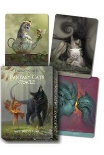 Карты Fantasy Cats Oracle (Фэнтэ..