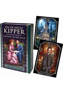 Карты Fin de Siecle Kipper