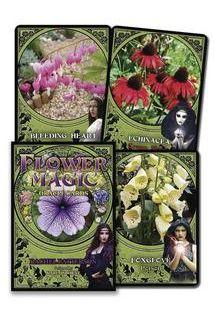 Карты Flower Magic Oracle Cards