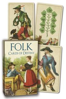Карты Folk Cards of Destiny (Нар..