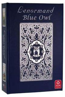 Карты Lenormand Blue Owl Premium..