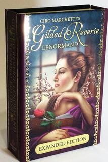 Карты Lenormand Gilded Reverie. ..