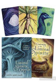 Карты Liminal Spirits Oracle (По..