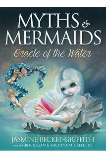 Карты Myths & Mermaids Oracle..
