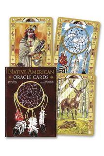 Карты Native American Oracle
