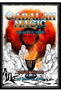 Карты Qabalah Magic Oracle Cards