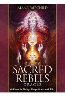 Карты Sacred Rebel Oracles