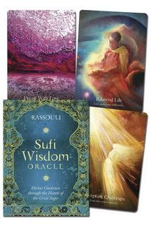 Карты Sufi Wisdom Oracle