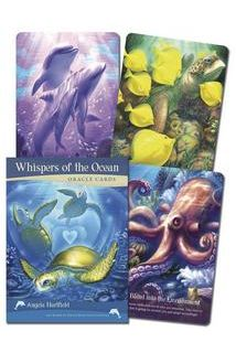 Карты Whispers of Ocean Oracle Cards (Шёпот Океана)