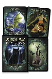 Карты Witches Familiars Oracle C..
