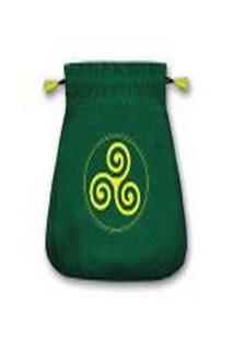 Мешочек для карт Таро «Кельтский трискель»