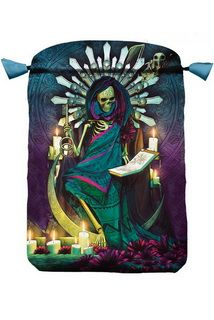 Мешочек Santa Muerte Skull (Свят..