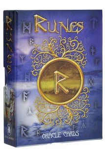 Runes Oracle (Оракул Рун Позолоченный)