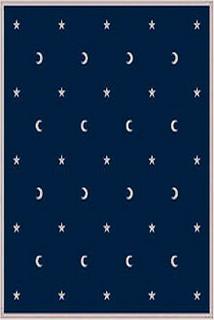 Скатерть для Таро «Луна и звёзды»
