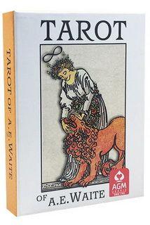 Таро A.E.Waite Premium Pocket (A..