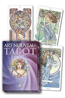 Таро Art Nouveau - Grand Trumps ..