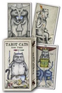 Таро Cats by Ana Juan (Кошки)
