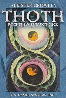 Таро Crowley Thoth Pocket Swiss ..