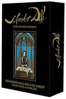 Таро Salvador Dali Limited Gold ..