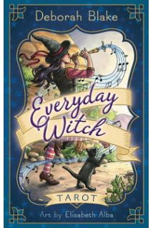 Таро Everyday Witch (карты +книга)