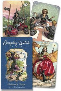 Таро Everyday Witch Mini (Повседневная Ведьма)