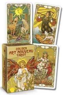 Таро Golden Art Nouveau Mini (Зо..
