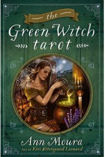 Таро Green Witch (карты+книга)