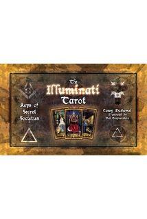 Таро The Illuminati Tarot: Keys ..