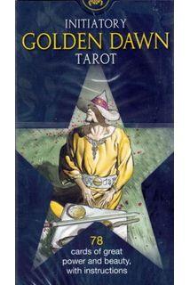 Tarot Initiatory Golden Dawn (Та..