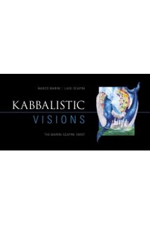 Таро Kabbalistic Visions: The Ma..