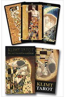 Tarot Golden Klimt Pocket Edition (Таро Золотое Климта Покет)