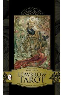 Таро Lowbrow: Major Arcana Cards..