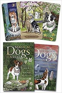 Таро Magical Dogs (Магические Со..
