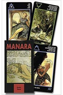 Таро Manara Erotic (Манара Эроти..