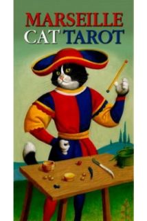 Таро Marseille Cat (Марсельские Кошки)
