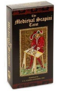 Таро Medieval Scapini Premier (Т..