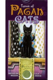 Таро Pagan Cats (Языческих Кошек..