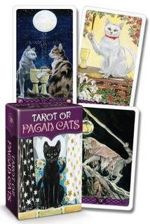 Таро Pagan Cats Mini (Языческих ..