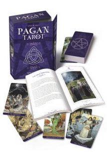 Таро Pagan (Языческое) (кар+кн)
