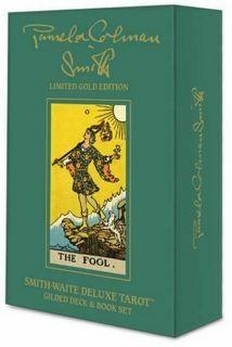Таро Pamela Colman Smith Limited Gold Edition (Памела Колман Смит Золотое Издание)