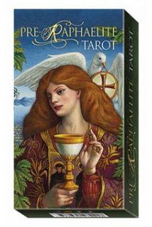 Таро Pre-Raphaelite (Прерафаэлит..
