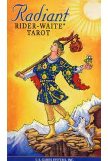 Radiant Rider-Waite Tarot (Таро Лучезарное Райдер-Уэйта)