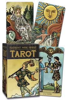 Таро Radiant Wise Spirit (Сияющий Мудрый Дух)