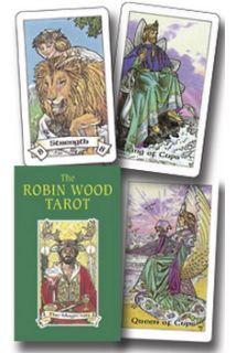 Таро Robin Wood