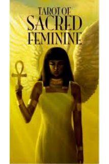 Таро Sacred Feminine (Священной ..